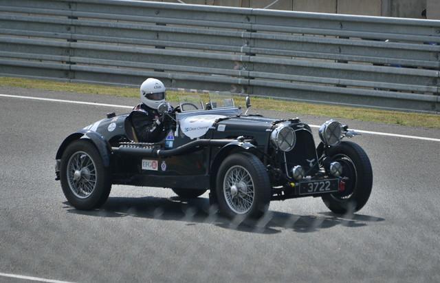 1938 Aston Martin 2-Litre Speed Ulster