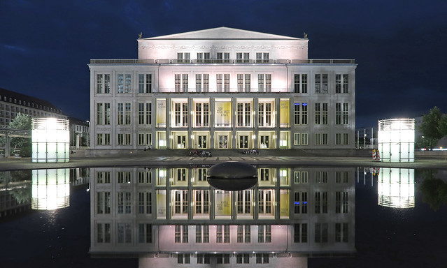 Leipzig - Opernhaus