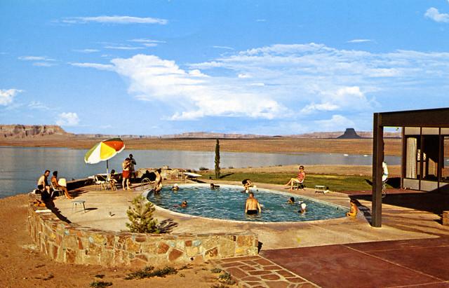 Wahweap Lodge and Marina AZ