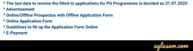 Madurai Kamaraj University PG Admission 2020 Application Deadline Extended