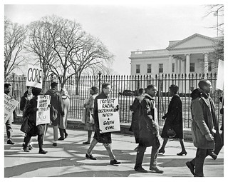 Demonstrators demand release of SNCC leaders: 1962 | by Washington Area Spark