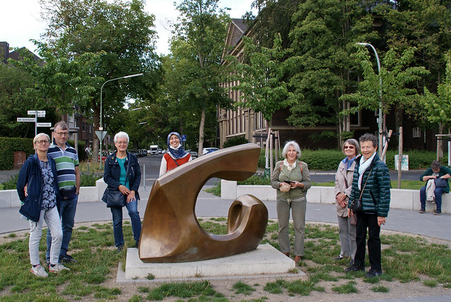 Rundgang in der Neusser Heimat: Wir entdecken die Skulpturen der Nordstadt