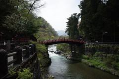 Shinkyo Bridge, Nikkō, Japan