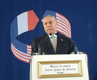 European American Press Club, Colin Powell