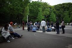 Yoyogi Park Rockers, Tokyo, April 2016