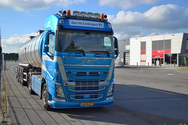 Volvo FH4 Aart van Looijengoed Wijster Hierden