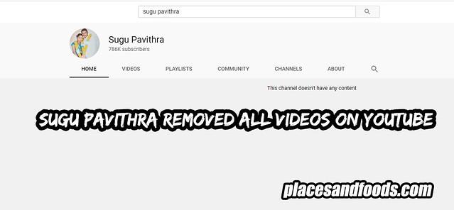 sugu youtube