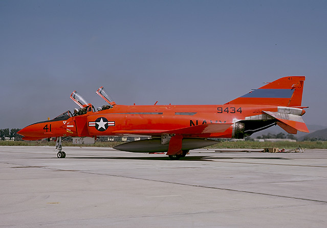 QF-4B Phantom 149434 of the Pacific Missile Test Center