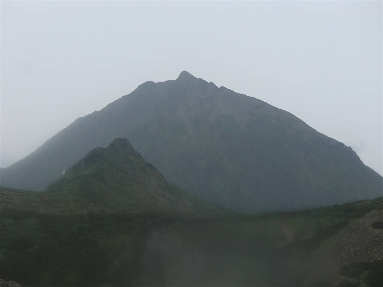北海道・ニペソツ山