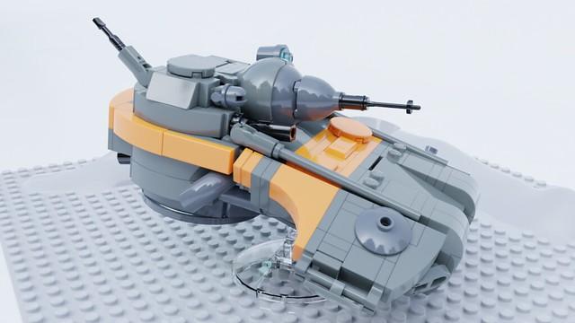 Space Tank!