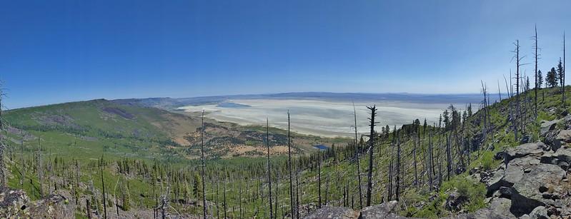 View from Winter Ridge