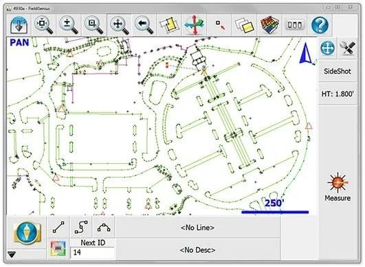 Working with MicroSurvey FieldGenius 9.0.20.3 full