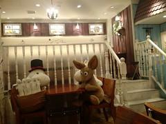 Moomin Café, Tokyo