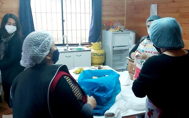 9° Comedor Solidario en período de Emergencia Sanitaria