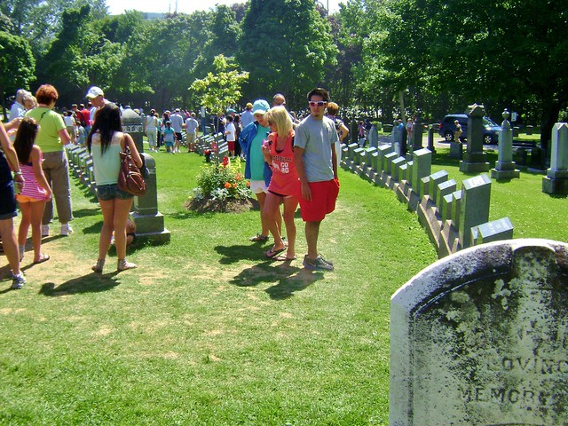 Halifax - Fairview Lawn Cemetery - Titanic Graves