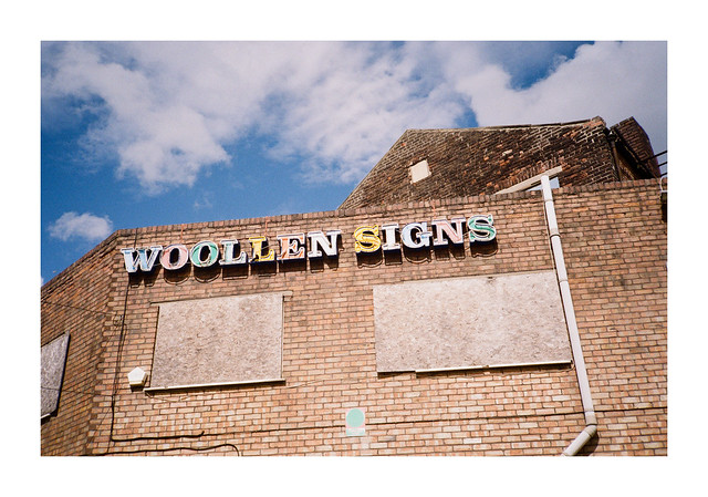 Woollen Signs