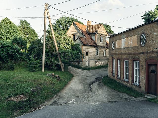 Viljandi, Estonia, July 2020