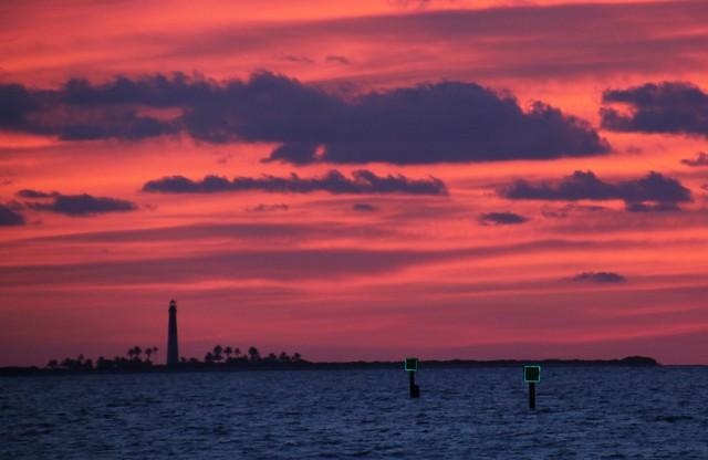 Sunset, Loggerhead Key