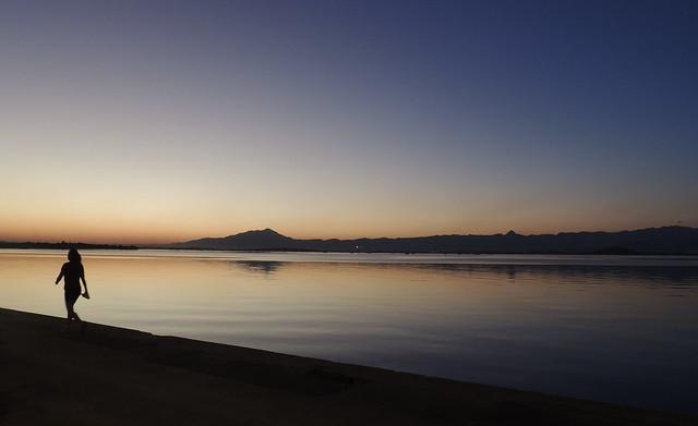 Fim de tarde (Sunset). Ilha do Governador, Rio de Janeiro, Brasil