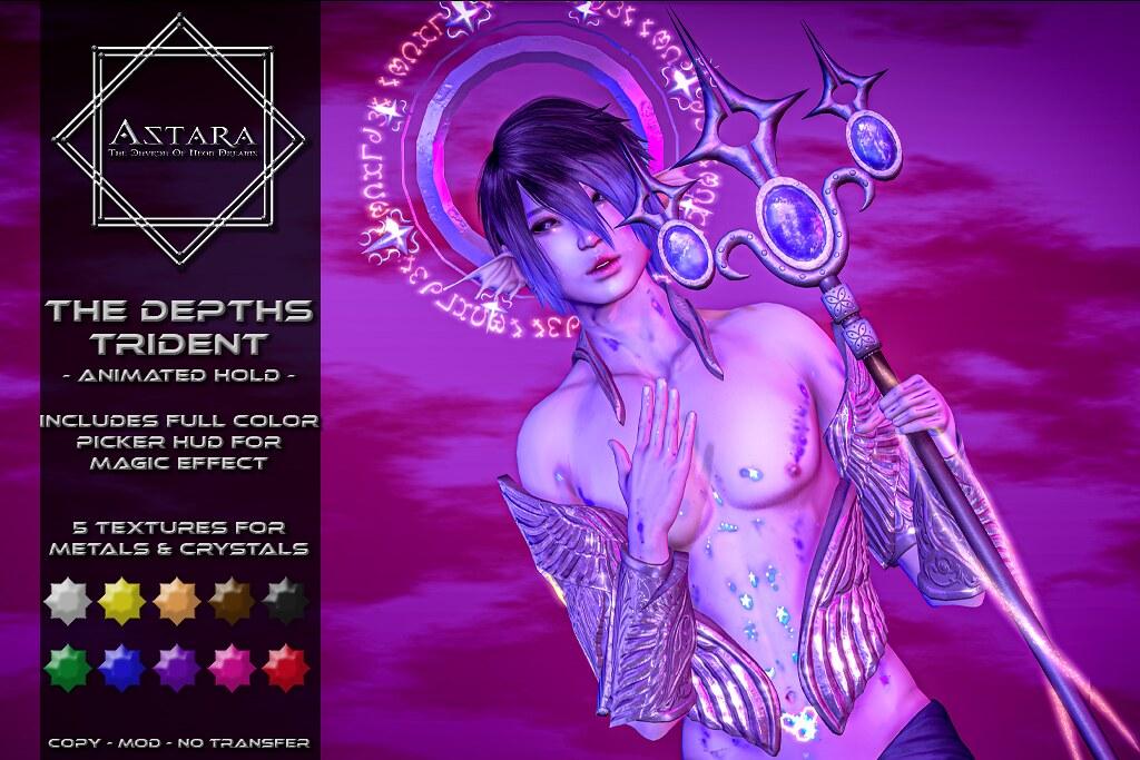 Astara – The Depths Trident Ad