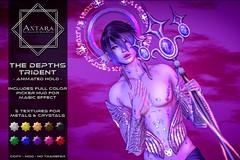 Astara - The Depths Trident Ad