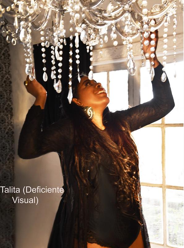 Talita Deficiente Visual 66