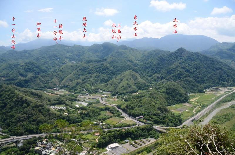 金童山東望群山 1-1