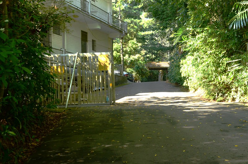 法雲寺後門