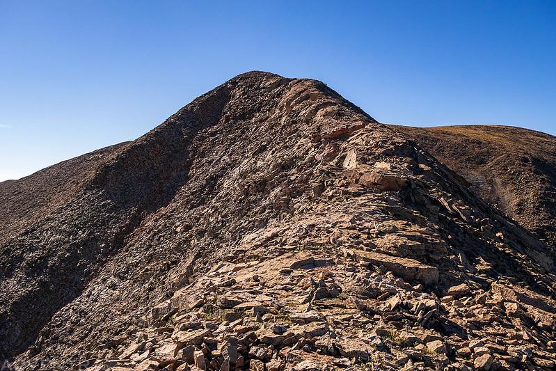 Mellenthin Ridge