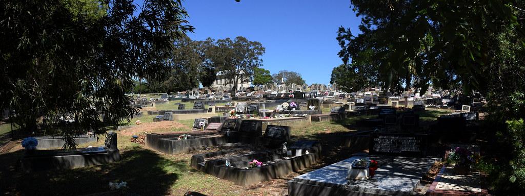 St. John's Catholic Cemetery, Campbelltown, Sydney, NSW.