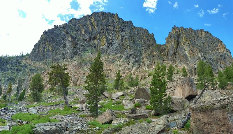 Gearhat Mountain