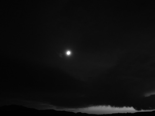Moon Over Churchill