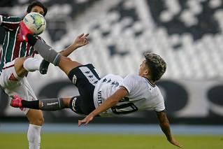 Botafogo x Fluminense - 25/07/2020