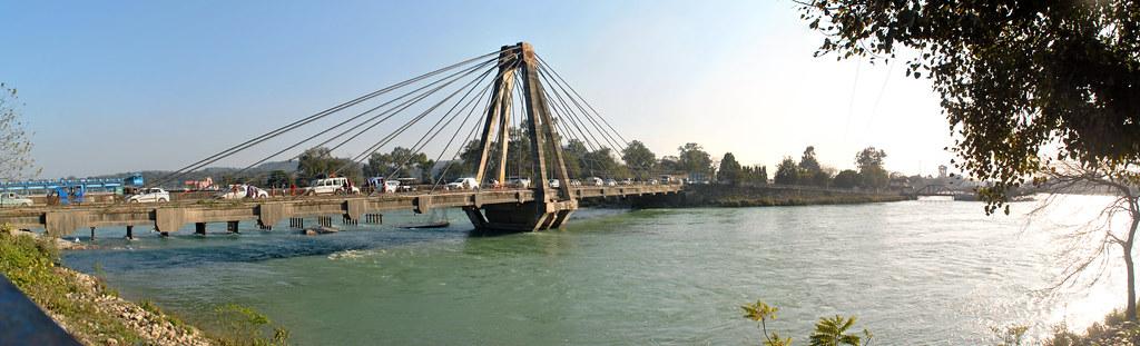 Jembatan Haridwar-Dehradun