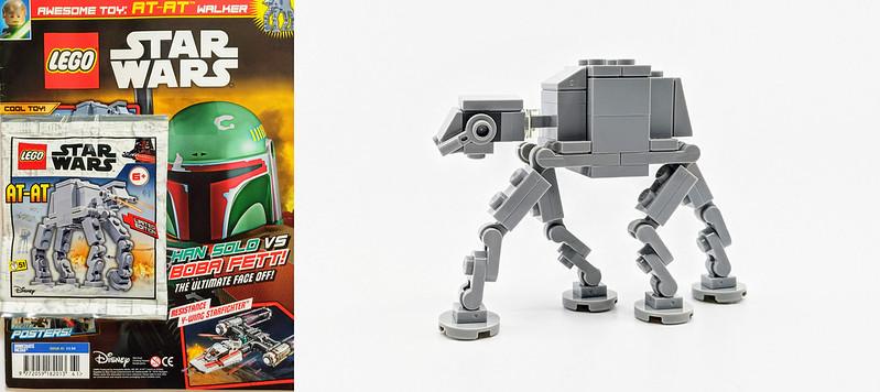 LEGO Star Wars ATAT