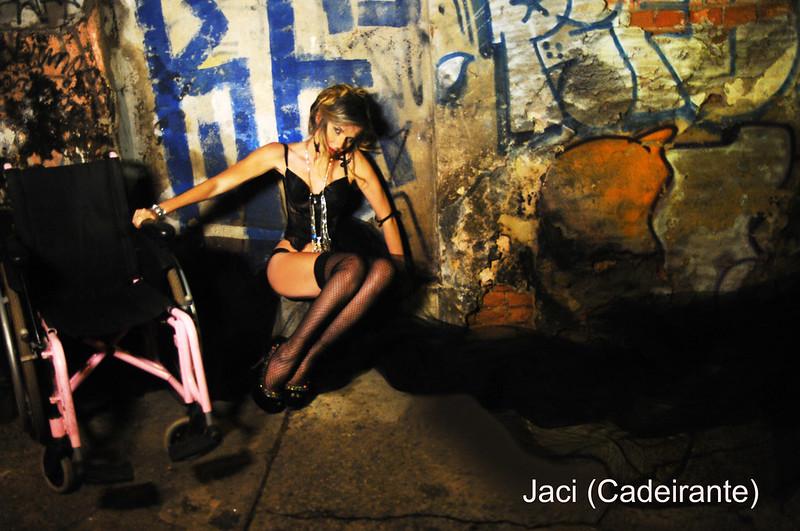 Jaci (Cadeirante)