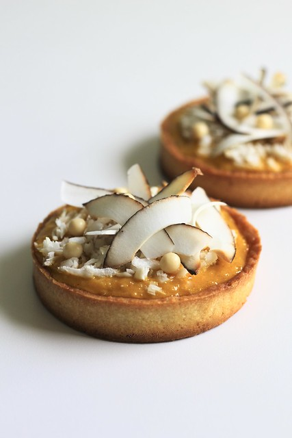 tropical tartlets