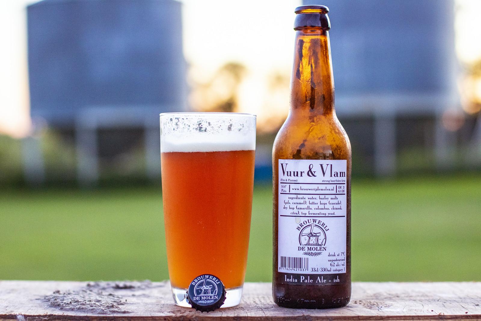 brouwerij de Molen Vurr & Vlam India Pale Ale-ish