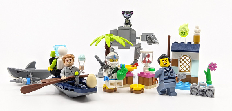 LEGO Magazines July 2020