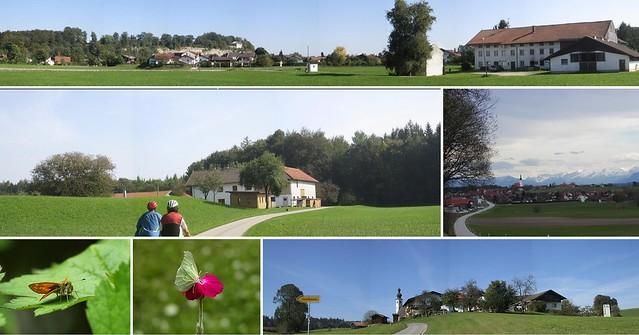 Radwandern Oberbayern