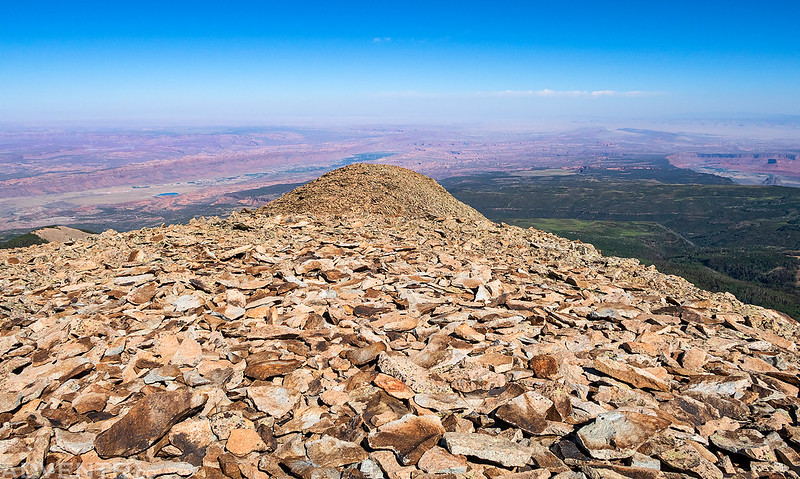 Talus Summit View