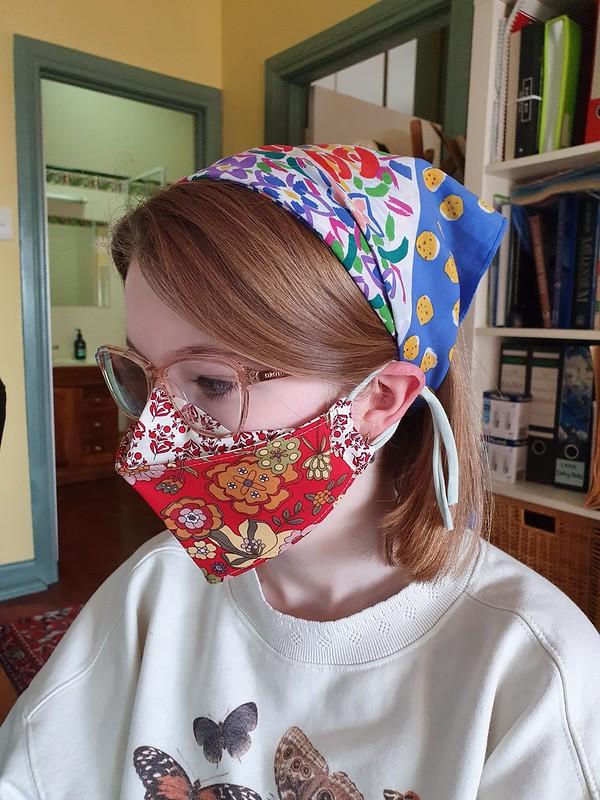Stitch Odyssey tutorial mask