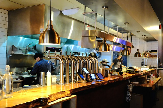 Gyoza Bar | Aburi Restaurants | Downtown Vancouver