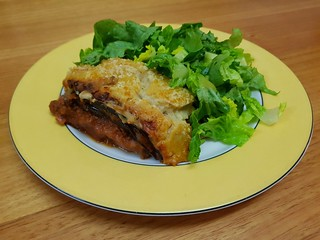 Moussaka from The V Word