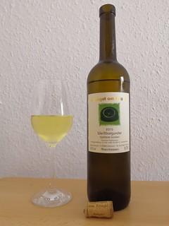 2015 Weißburgunder Spätlese trocken, Weingut am Knopf