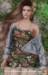 Malibu Shapes ::: Violet - Lelutka Fleur Evolution