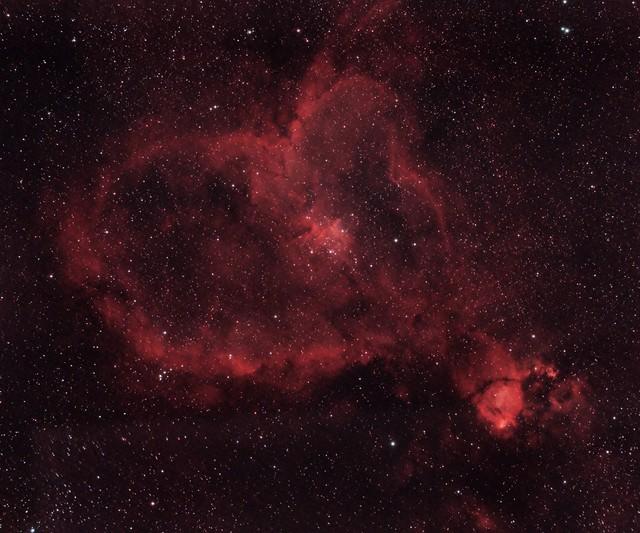Heart Nebula IC1805