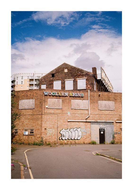 Woollen Signs (wider)