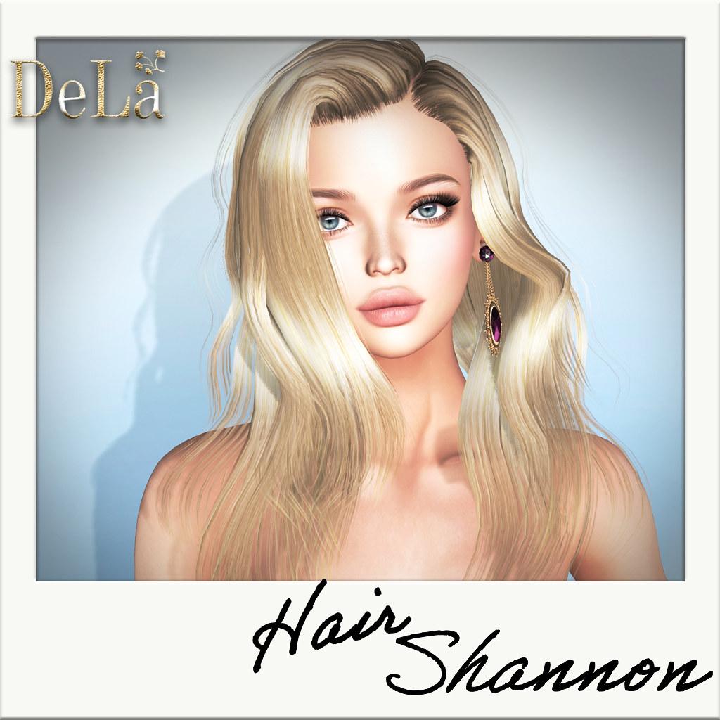 "=DeLa*= new hair ""Shannon"""