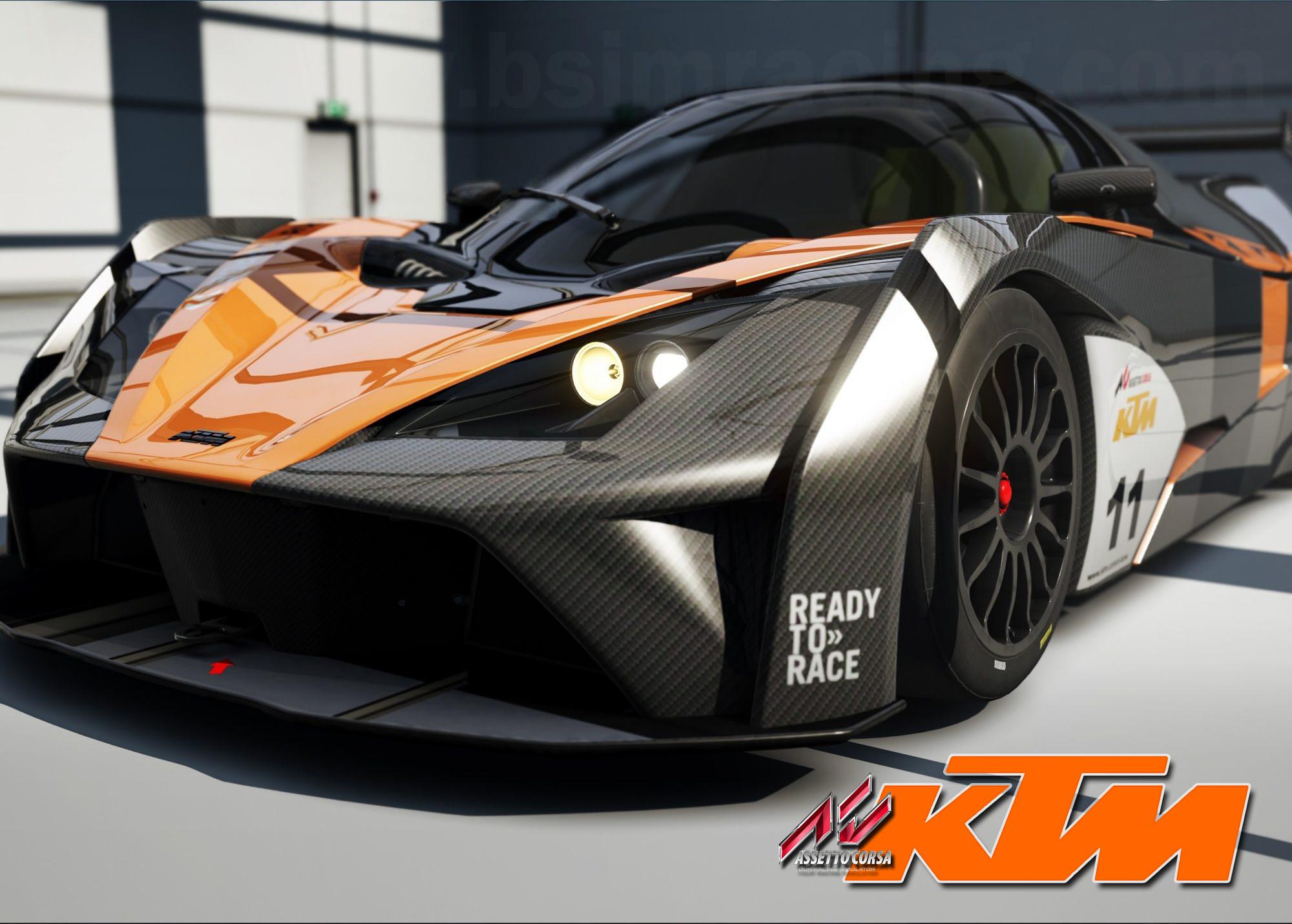 Assetto Corsa KTM Xbow GT4 1
